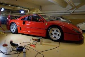 car detailing studio Chichester