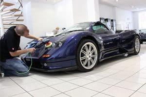 car detailing studio
