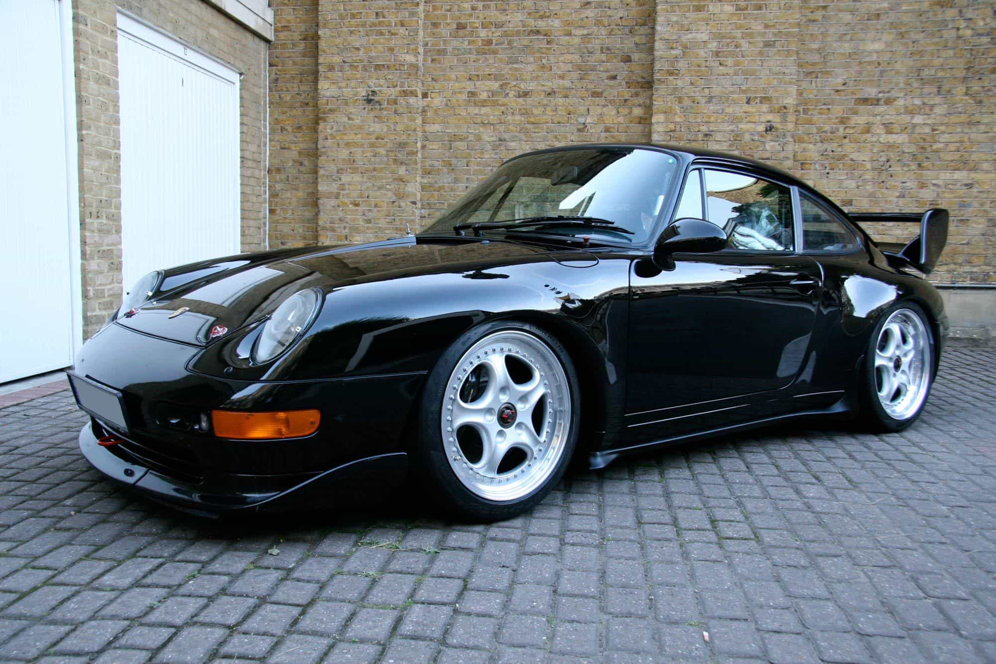 Paint Protection Film >> Porsche 993 RS Cup | Miracle Detail