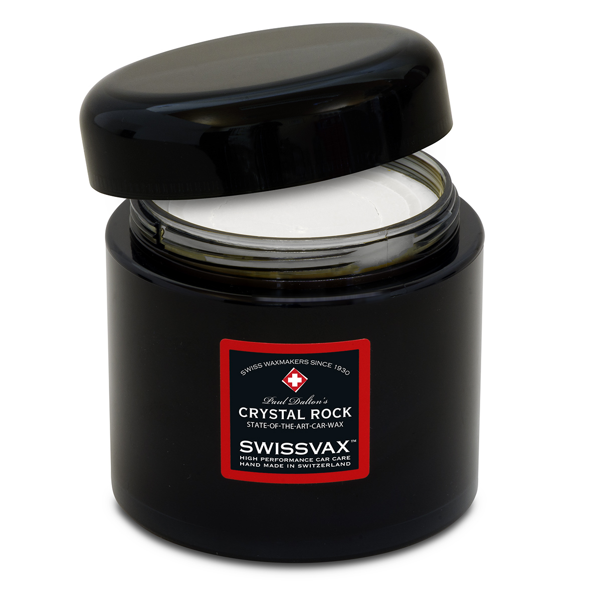 Swissvax Detailing Crystal Rock Car Wax